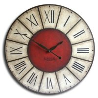 Large Kitchen Wall Clocks - Foter