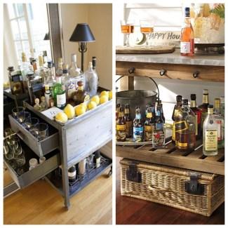 Mini Bar For Apartment