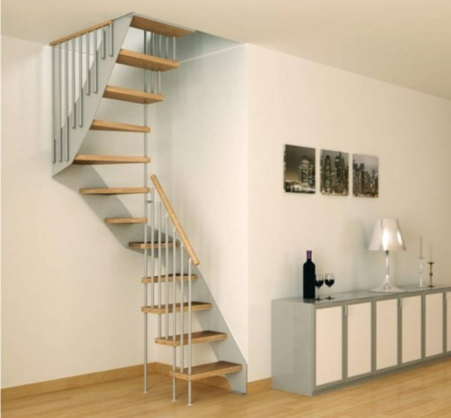Loft With Stairs For 2020 Ideas On Foter | Designs Of Stairs Inside Small House | Stone Tiles | Decorating Ideas | Stair Treads | Space | Staircase Makeover