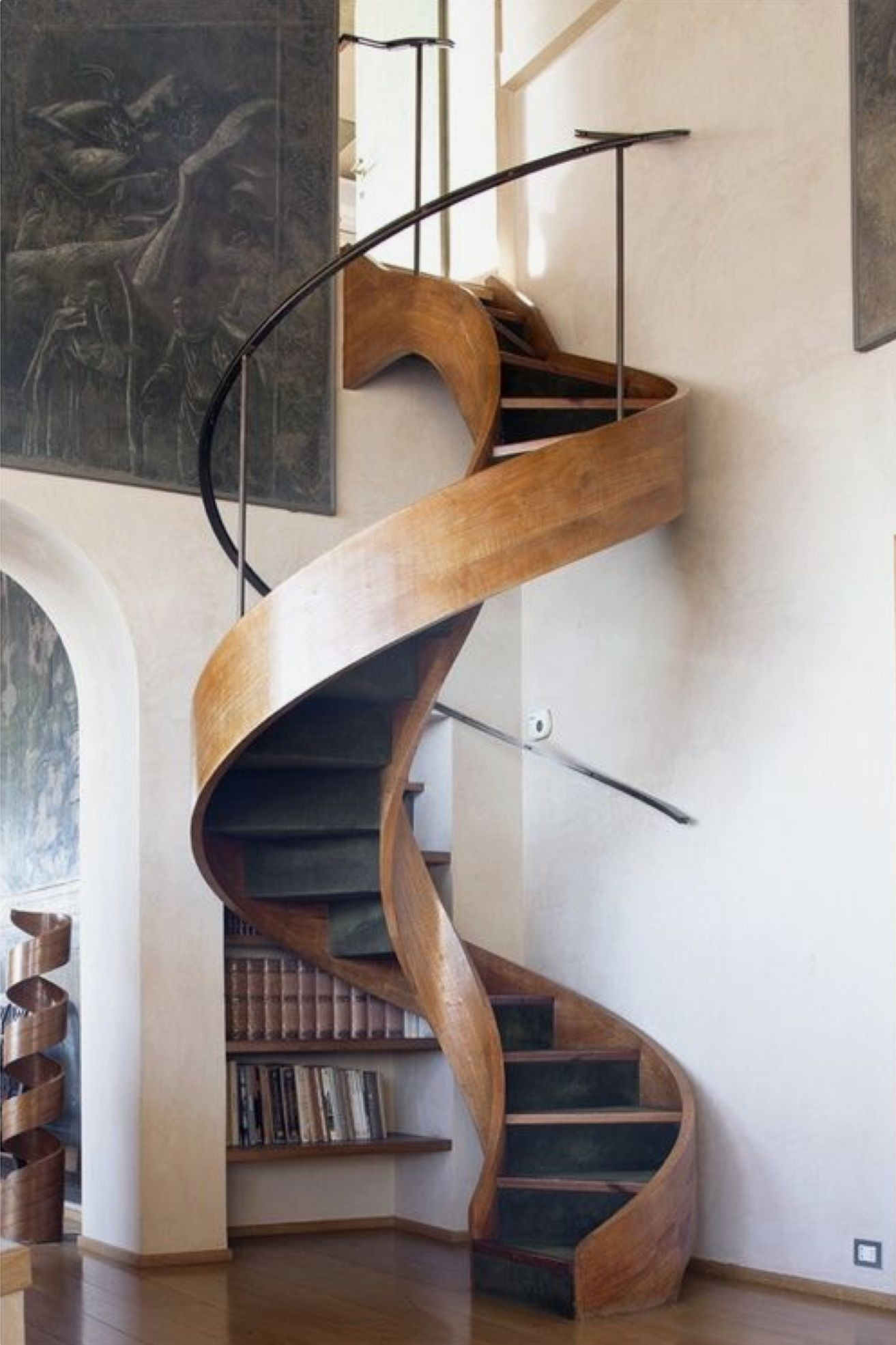 Loft With Stairs For 2020 Ideas On Foter | Loft Stairs For Small Spaces | Child Friendly | Studio Apartment Minimalist | Corner | Steel | Loft Staircase