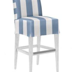 Chair Stool Covers Bamboo Rattan Bar Slipcover Ideas On Foter Ikea