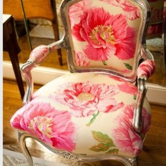 Floral Upholstered Chair High Back Office Lumbar Support Accent Ideas On Foter 10