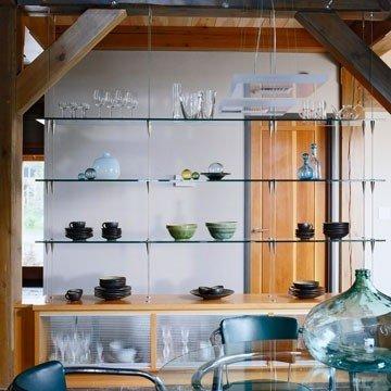 living room glass shelves rug wall for ideas on foter