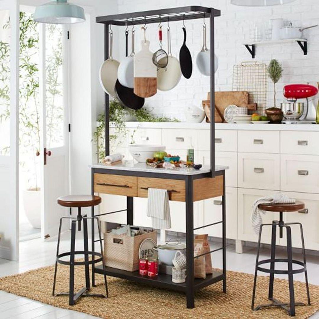 kitchen pot racks floor ideas island rack on foter mrk marble