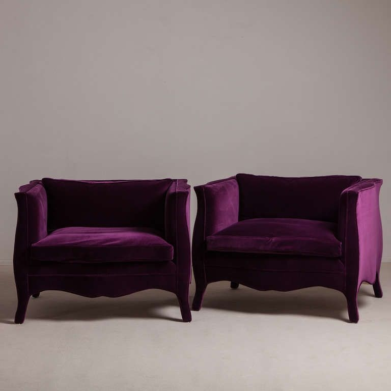 purple accent chair keter lounge chairs velvet ideas on foter 1