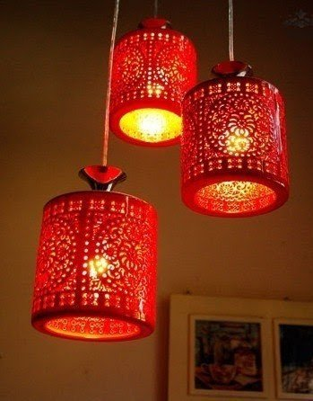 asian hanging lamps ideas