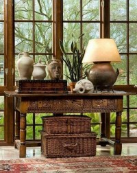 Colonial Style Table Lamp - Foter