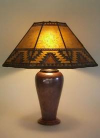 Southwestern Lamp Shades