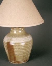 Handmade Pottery Lamps