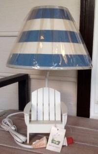 Adirondack Table Lamp - Foter