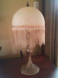 Tassel Shade Table Lamp - Foter