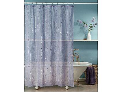 sheer fabric shower curtain ideas on