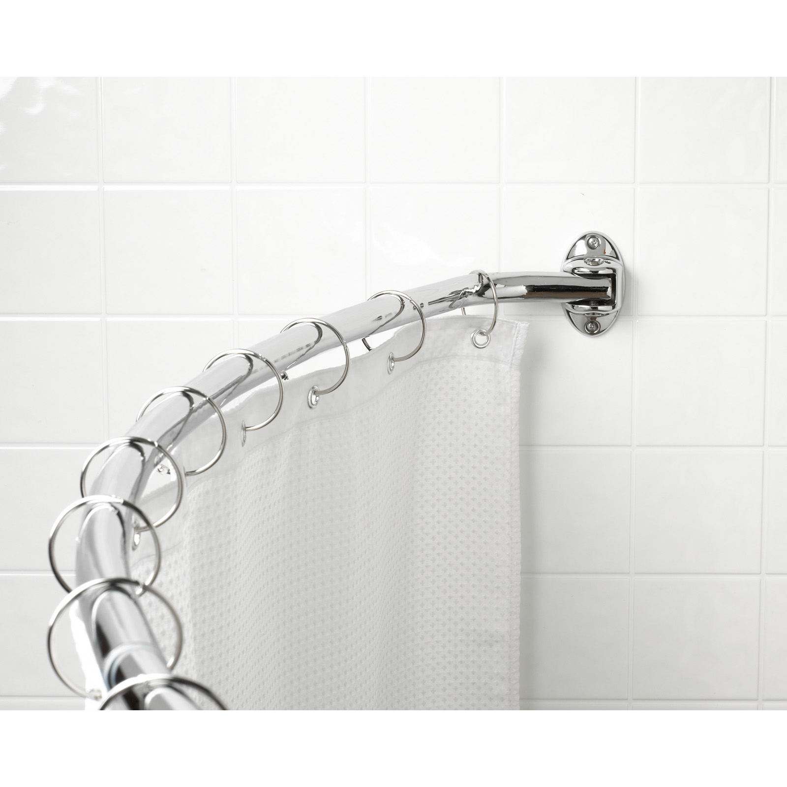 polished chrome adjustable bathroom
