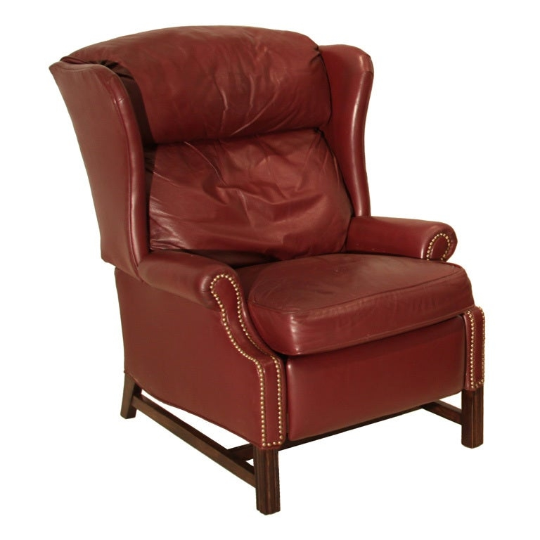 wing chair recliner leather art deco armchair uk wingback recliners ideas on foter covers file size 320 x