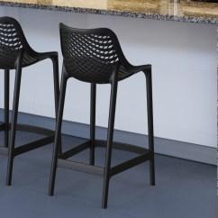 Outdoor Bar Chairs Folding Wood Beach Chair Modern Stool Ideas On Foter Air 26 Set