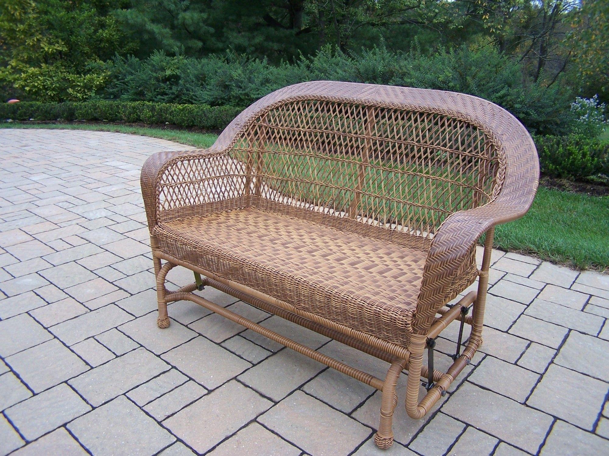 outdoor sofa glider ideas on foter
