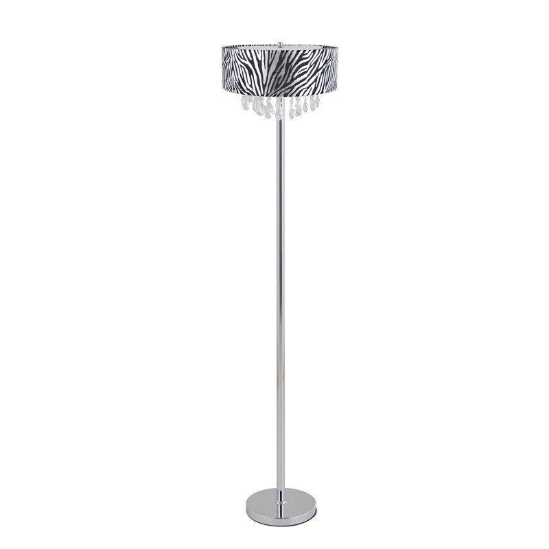 Palm Tropical Floor Lamp