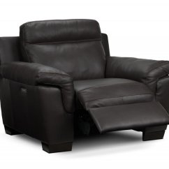 Black Leather Chair And A Half Simmons Chairs Recliners Recliner Ideas On Foter Living Room Furniture Caesar Power 1