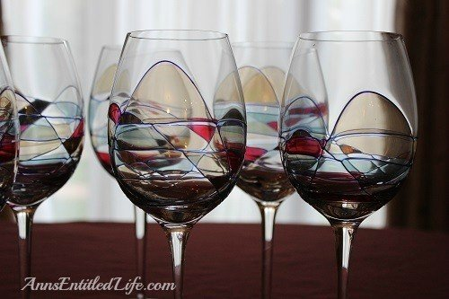 Hand Blown Glass Wine Glasses Ideas On Foter