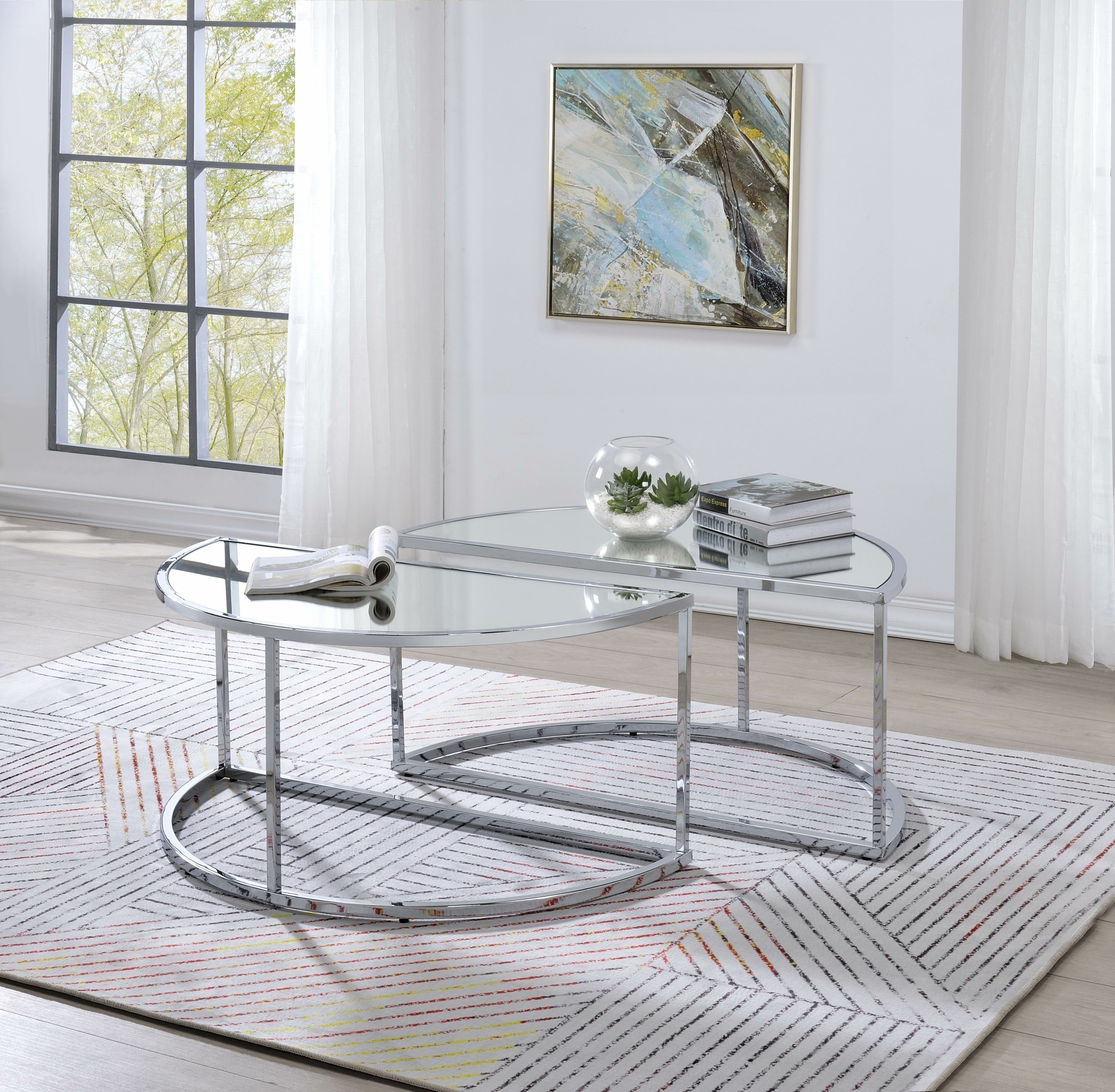 how to choose a coffee table foter