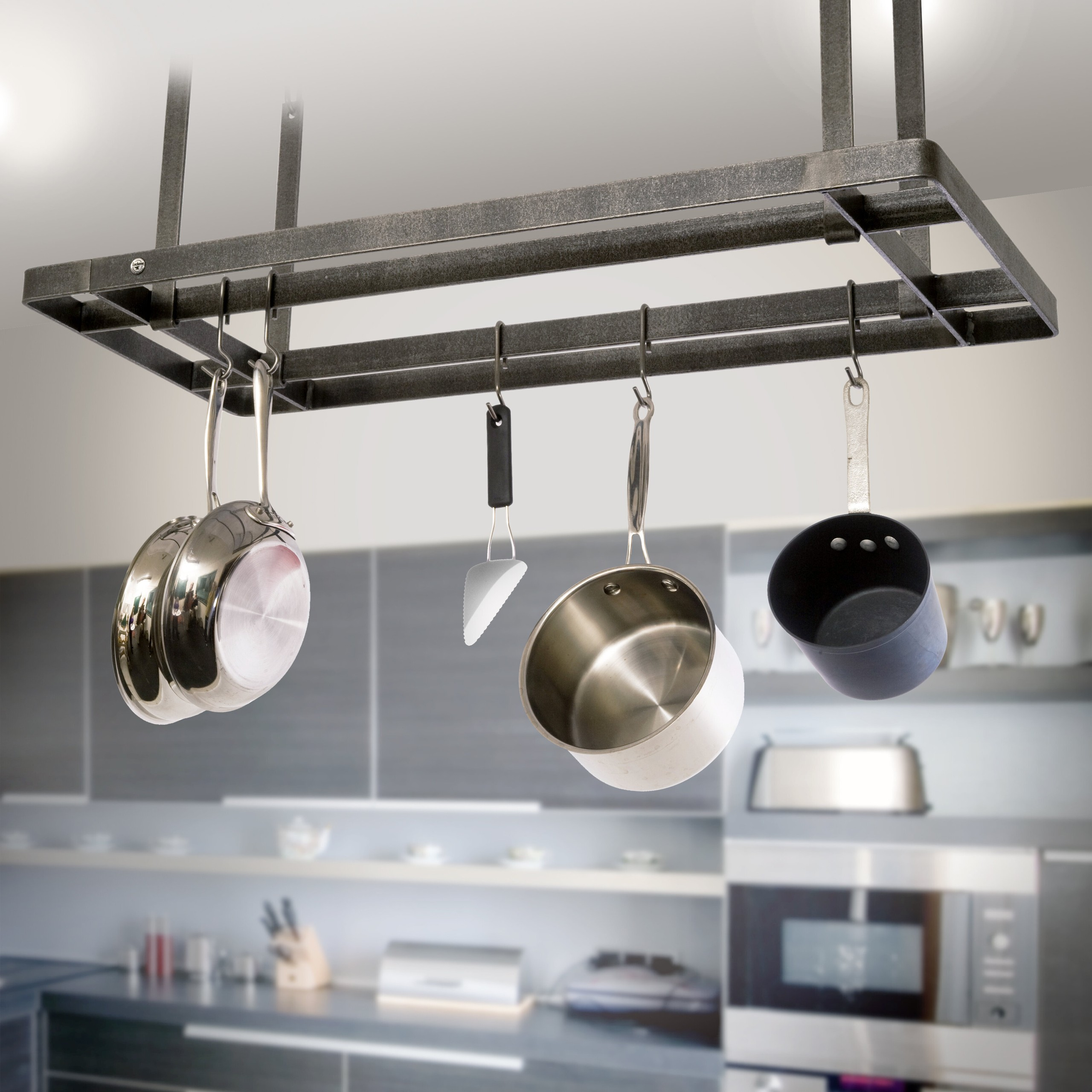 how to choose a pot rack foter