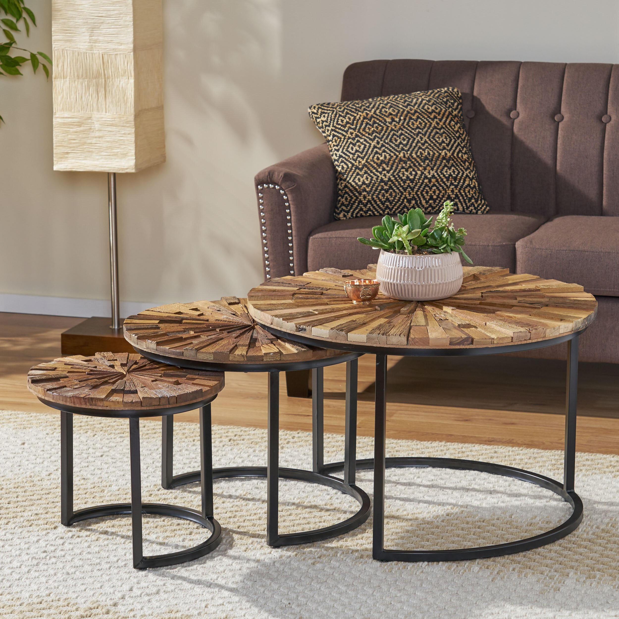 coffee table designs for small spaces