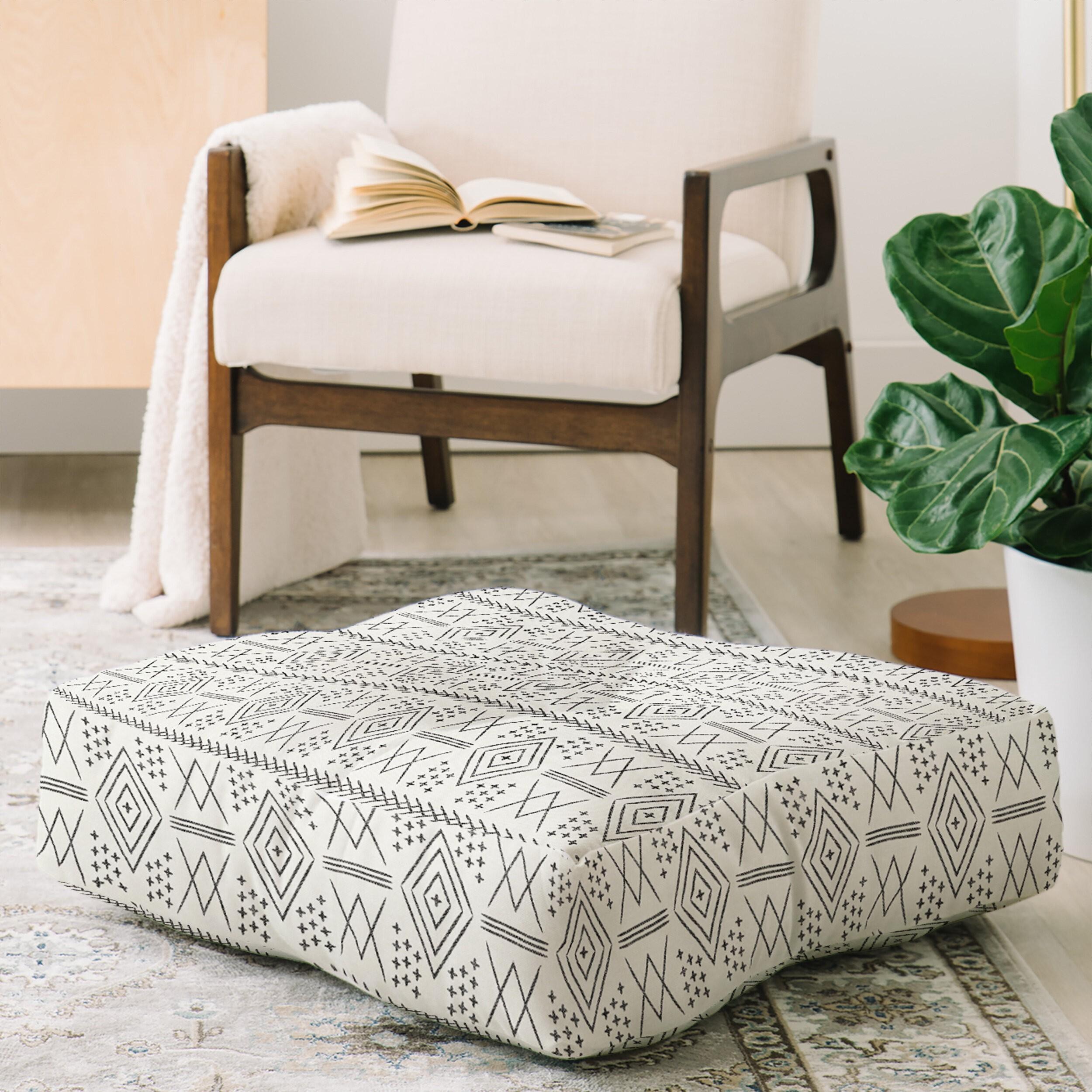 large square floor cushions ideas on