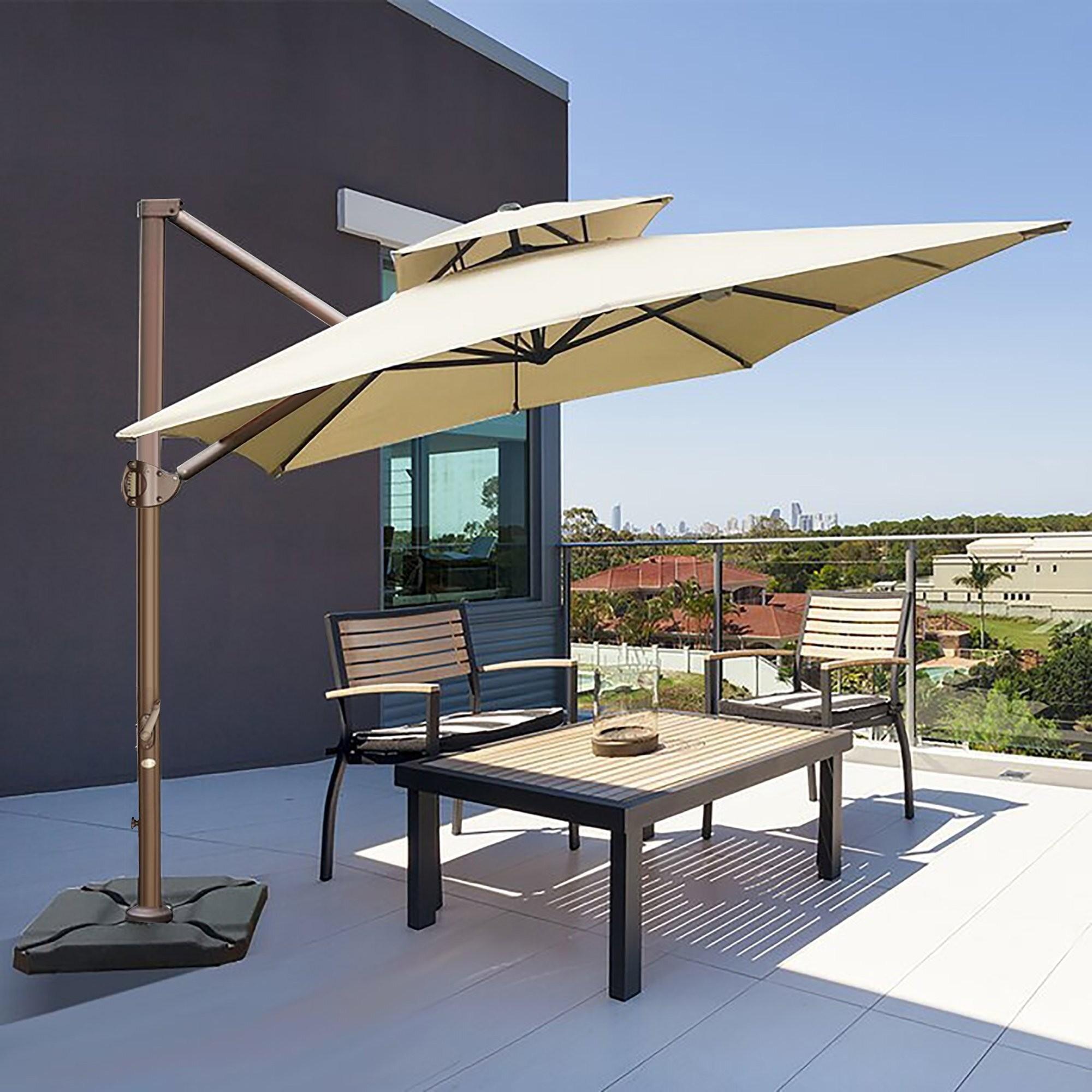 how to choose a patio umbrella foter