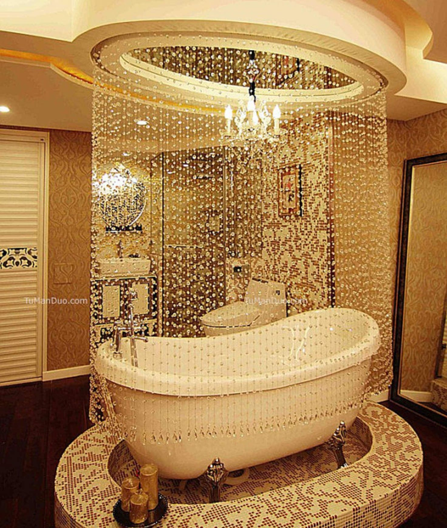 Beaded Shower Curtains Ideas On Foter