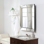 Beveled Mirror Medicine Cabinet Ideas On Foter