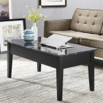 Black Marble Coffee Table Ideas On Foter