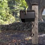 Cast Aluminum Mailbox Post Ideas On Foter
