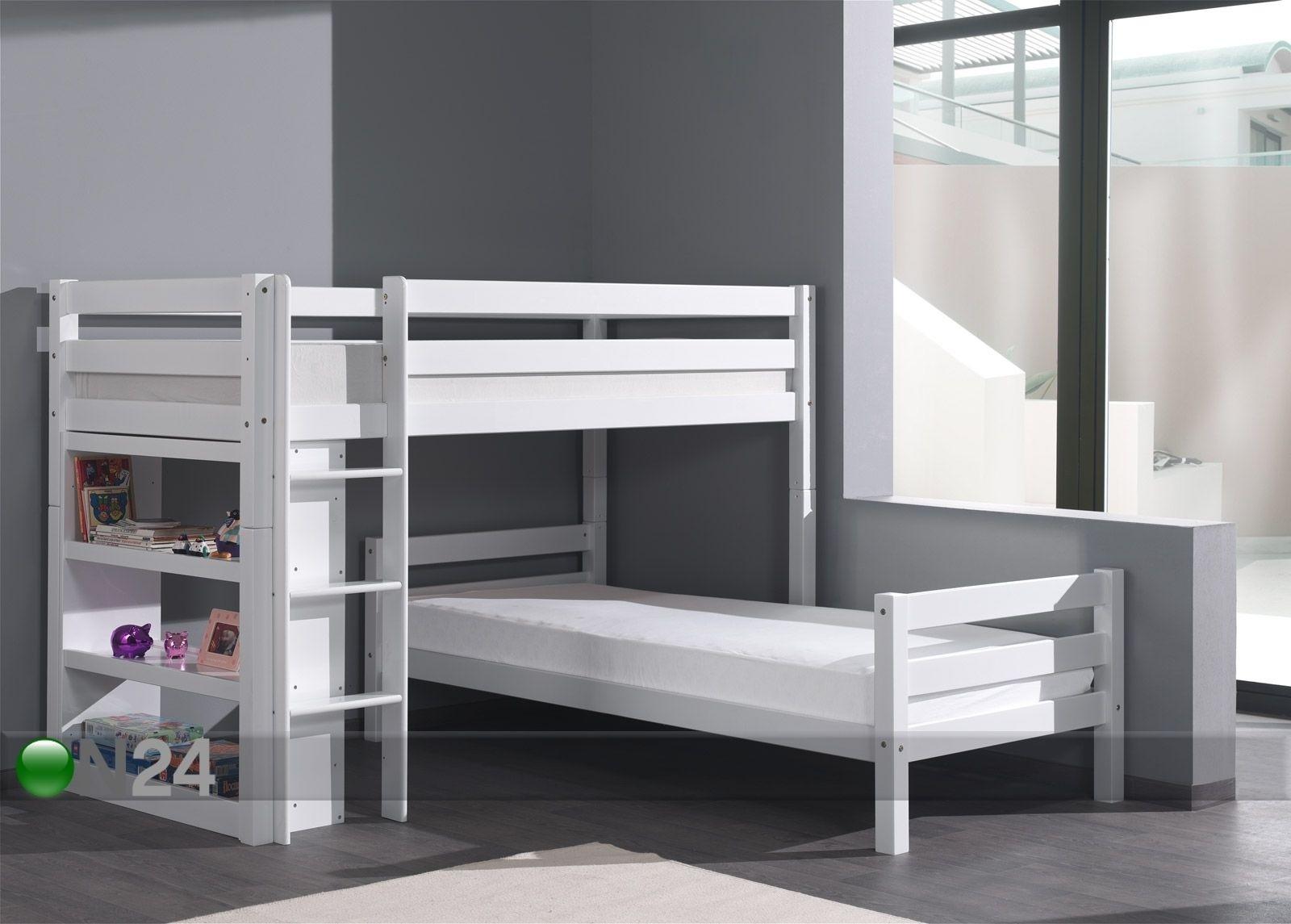 Corner Loft Bunk Beds Ideas On Foter