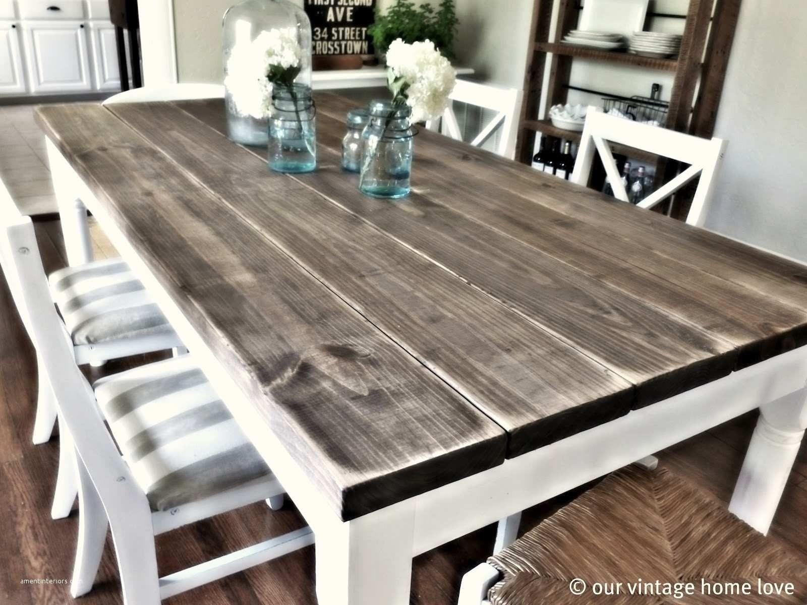Distressed Wood Kitchen Tables Ideas On Foter