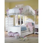 Girls Canopy Bedroom Set Ideas On Foter