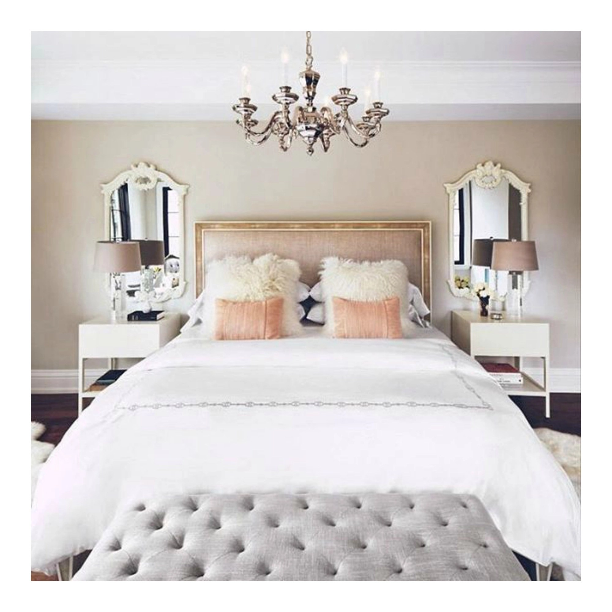 Mirrored Bedside Table Ideas On Foter