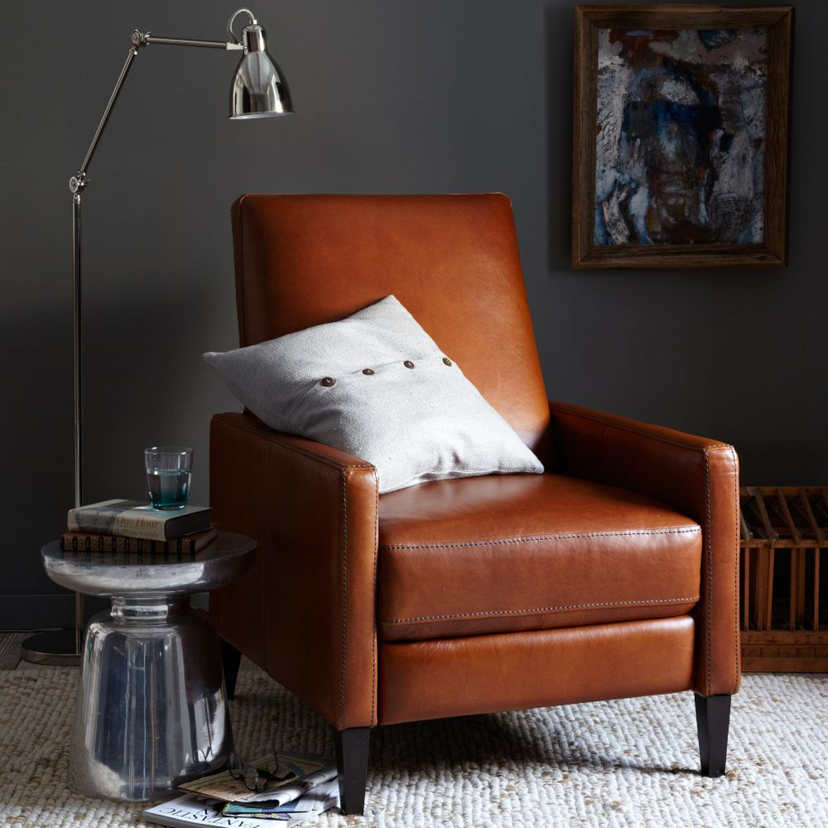 Modern Leather Recliners Ideas On Foter