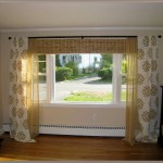 Picture Window Curtains And Window Treatments Ideas On Foter