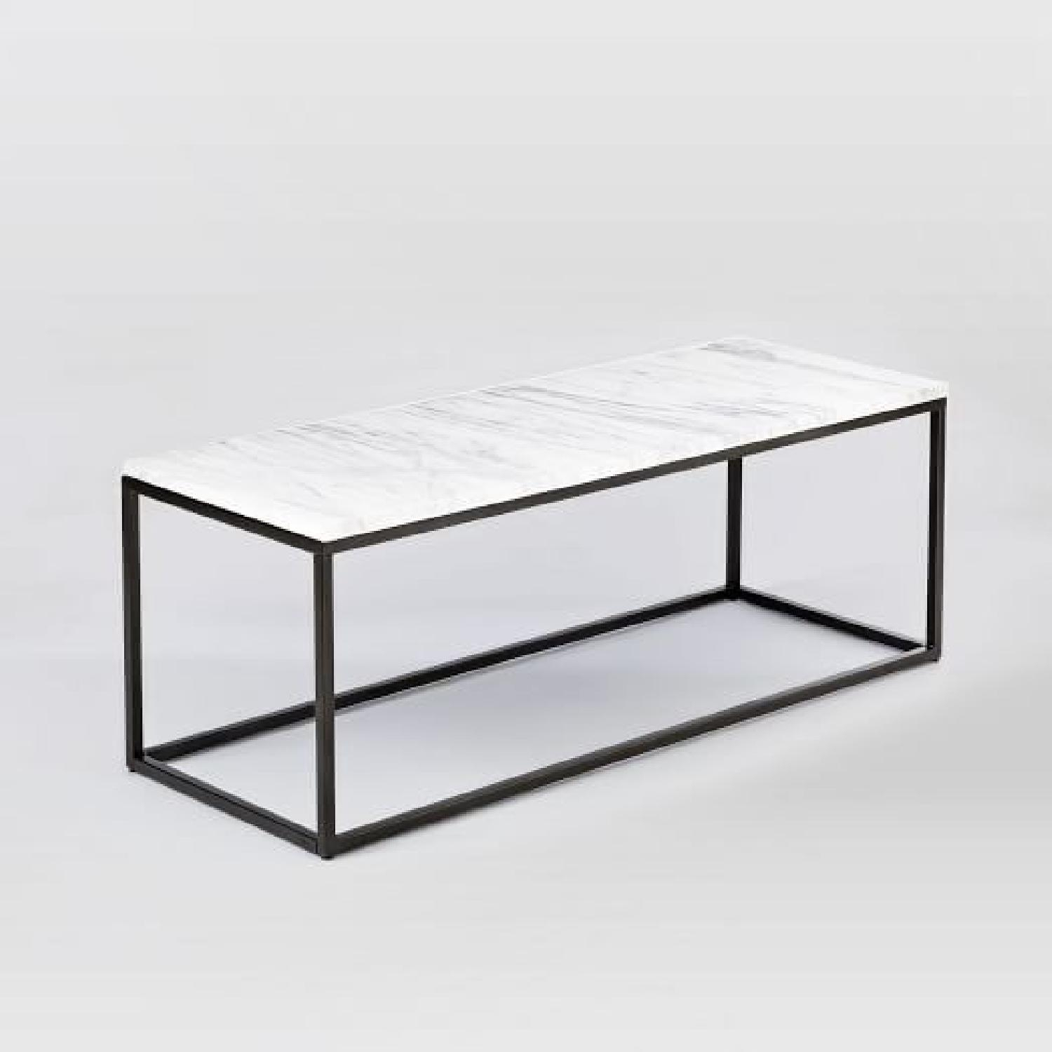 real marble coffee table ideas on foter