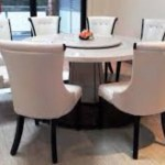 Round Marble Dining Table Ideas On Foter