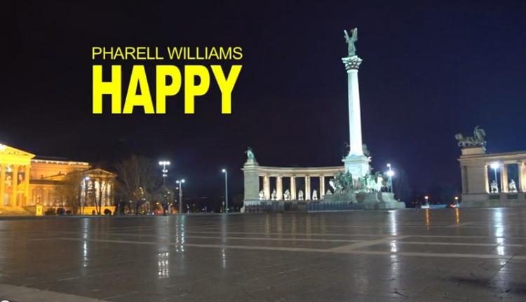 Happy Budapest!