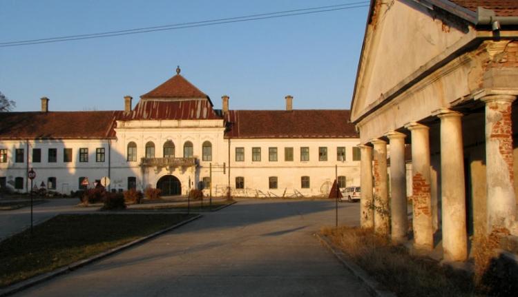 Eladó a Wesselényi-kastély
