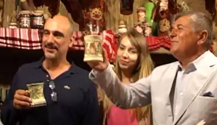 Romániában duhajkodik Fidel Castro fia