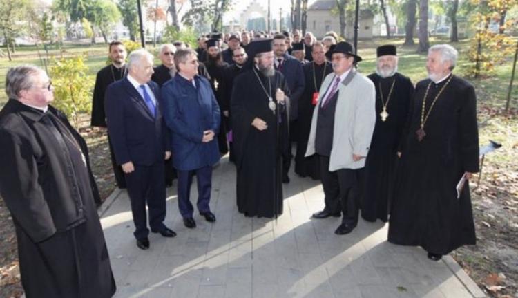 Újra papokkal találkozott a PSD Szatmár megyei elnöke