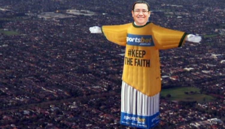 Ponta, a kozmikus hős