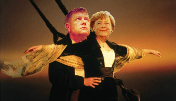 Johannis + Merkel = Kétoldalú kapcsolat