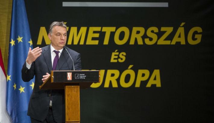 Orbán Viktor: népvándorlás fenyegeti Európát