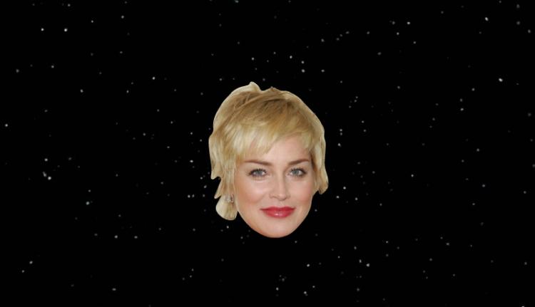 Hogy kerülhetett Sharon Stone a Plútó egére?