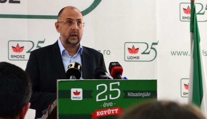 Az RMDSZ ellenzéki pártként viselkedik: a kormány ellen szavaz