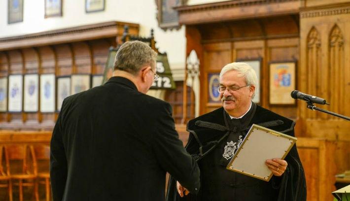 Huszonöt éve indult újra a Kolozsvári Református Kollégium